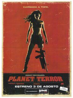 Grindhouse: Planet Terror (2007) tt1077258 C