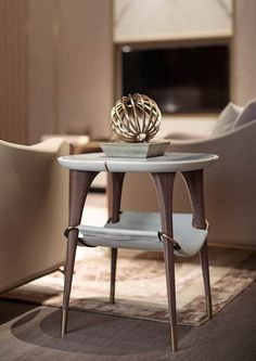 Turri - Armchairs and Coffee Tables - Italian Luxury Furniture Italian Furniture, New Furniture, Luxury Furniture, Living Room Furniture, Furniture Design, Living Rooms, Antique Furniture, Rustic Furniture, Furniture Stores