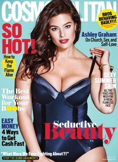 "Ashley Graham: ""I'm Giving Curvy Women a Seat at the Table"""
