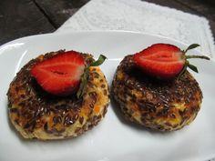 Сырники с морковью и семенами льна   Кулинарные рецепты с фото пошагово