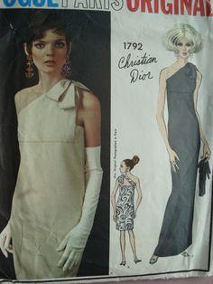 Vogue 1792 Dior