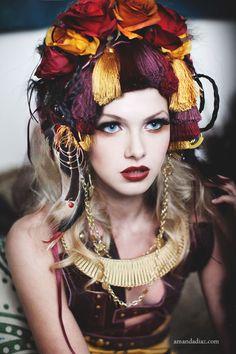Josie by *Amanda-Diaz on deviantART (fashion,model,female)