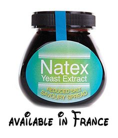 B0758NR8BT : Natex | Yeast Extract - Low Salt | 2 x 8 x 225g. Yeast Extract - Low Salt. Vegan. Known Barcodes: 5014284003010 5014284003010