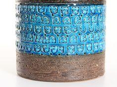 Danish Ceramic Vase by Aldo Londi for Bitossi Ceramiche for sale ...
