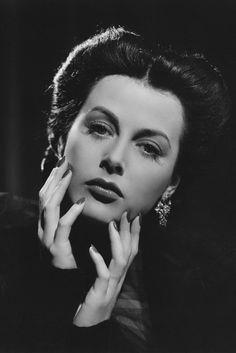 Hedy Lamarr (R.I.P. 1913-2000)