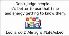 #LifeAsLeo  www.LeonardoDalmagro.com