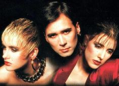 The New Wave music genre gave us many amazing bands. We take a look at a few of the bands that define new wave. New Romantics, New Wave Music, 80s Music, Greatest Hits, Music, Music Genres, 90s Dance Music, Dance Music, My Favorite Music
