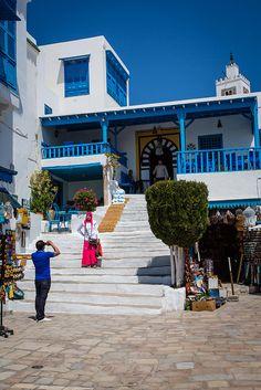 sidi abou said - tunísia