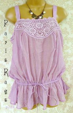 PaRis Rags....romantic style clothing