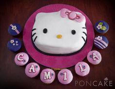 Hello Kitty Cake - Torta de Hello Kitty