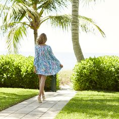 The sun never sets on a Lilly Girl.