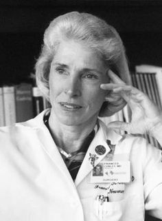 In 1966, Frances Krauskopf Conley became the first woman to pursue a surgical internship at Stanford University Hospital, and in 1986 she became the first woman to be appointed to a tenured full professorship of neurosurgery at a medical school in the United States.