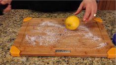 Ahşap kesme tahtaları nasıl temizlenir?