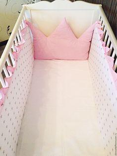 Купить Бортики в кровать - бортики в кроватку, бортики, бортики в детскую…