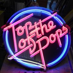 TOP OF THE POPS - essential THURSDAY night viewing