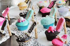 High Heel Cupcakes Not Your Grandmas Cakes Pinterest