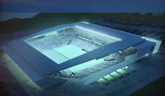host the opening match of the 2014 FIFA World Cup