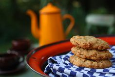 oatmeal raisin cookies by David Lebovitz, via Flickr