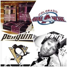 12/18/14 NHL Sports Bettors Almanac Update: #Colorado #Avalanche vs #Pittsburgh #Penguins (Take: Colorado  166,Over 5.5 Goals) SPORTS BETTING ADVICE On 99% of regular season games ATS including Over/Under The Sports Bettors Almanac available at www.Amazon.com TIPS ARE WELCOME : PayPal - SportyNerd@ymail.com Marlawn Heavenly VII #NFL #MLB #NHL #NBA #NCAAB #NCAAF #LasVegas #Football #Basketball #Baseball #Hockey #SBA #401k #Business #Entrepreneur #Investing #Tech #Dj #Networking