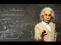 Albert Einstein; (14 March 1879-- 18 April 1955) was a German-born theoretical physicist and philosopher of science. He developed the general theory of relativity, one of the two pillars of modern physics (alongside quantum mechanics)