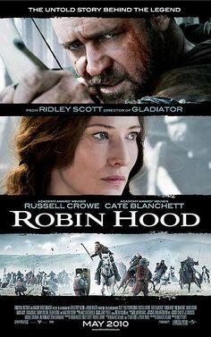 robin hood russell crowe posyer | Veja um clipe com uma cena de batalha de Robin Hood
