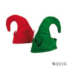 Just Jolly Elf Hats $19.99 per dozen