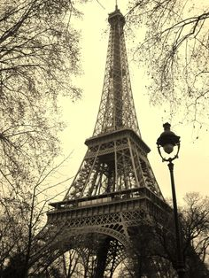 Le Tour Eiffel, New Year's Day 2012  J'aime Paris <3