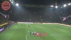 Borussia Dortmund - Mainz 05 ( 2-0 ) 13-3-2016 | You'll never walk alone...
