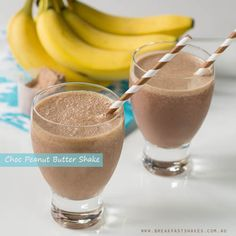 One of Annette's amazing #SHAKENSHARE recipes - the delicious Choc Peanut Butter Shake!