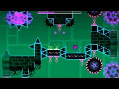 Geometry Dash - Level 12 - Theory of Everything - YouTube