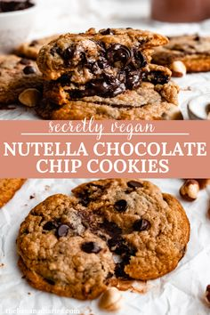Best Gluten Free Cookie Recipe, Basic Butter Cookies Recipe, Healthy Cookie Recipes, Vegan Dessert Recipes, Gluten Free Cookies, Healthy Cookies, Vegan Breakfast Recipes, Vegan Sweets, Vegan Snacks