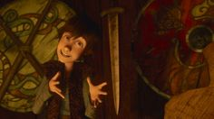 Hiccup being a comedian without even trying. Yep, only the best can do this. lol