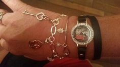 Origami Owl new dangle bracelet Core collection Leather wrap bracelets http://luvnlife.origamiowl.com/parties/ShannonMosley403895/collections.ashx