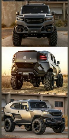 Intriguing Truck & Car Photos Give an Insightful Look into Life on the Road. Amazing pictures & video to Intriguing Truck & Car Photos Give an Insightful Look into Life on the Road. Carros Lamborghini, Futuristic Cars, Jeep Truck, Expensive Cars, Armored Vehicles, Cool Trucks, Car Photos, Amazing Cars, Hot Cars