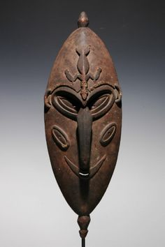 Mask from Papua, New Guinea