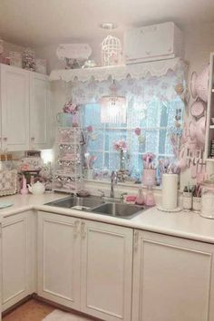505 Best Shabby Chic Kitchen Curtains images in 2019 ...