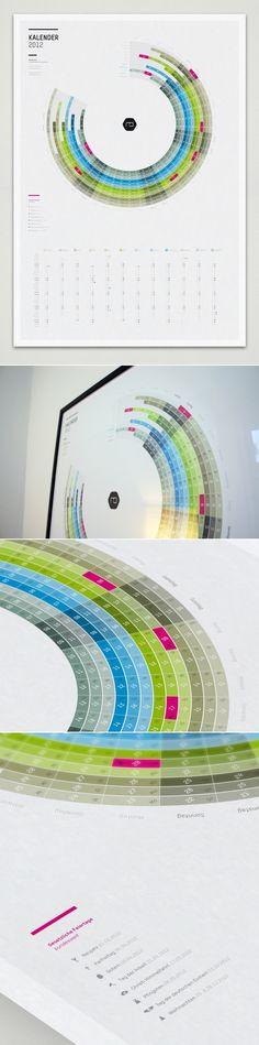 calendar #information #design