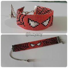 loom bead bracelet