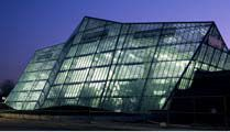 The Eleanor Armstrong Smith Glasshouse