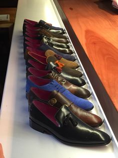 be511ca3432 The crew is ready! New high quality shoes for Gentlemen!  A B Hombres