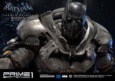 Batman XE Suit Statue