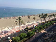 Las playas de #Estepona se convierten en el principal reclamo turístico de la localidad durante los meses de verano