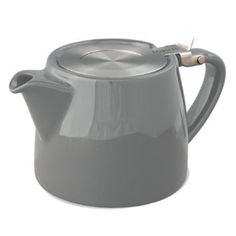 For Life Stump Teapot Grey 18 oz