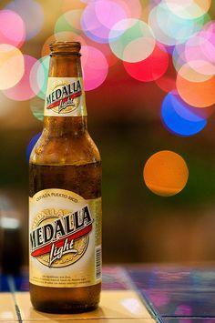 local beer ~ Puerto Rico