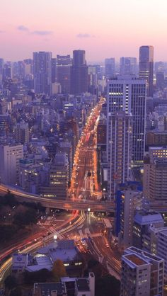 City Of Tokyo Japan; Such style here, so many things to do and see.