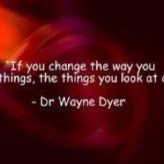 Change, change, change!