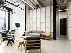 Gallery of Capco and Bold Rocket offices / D+DS architecture office - 6