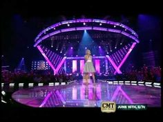 Carrie Underwood - All American Girl live
