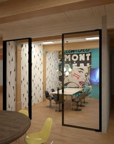 New space in Montreal!