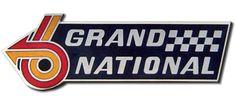 All new grand national fender and trunk emblems Grand National Gnx, 1987 Buick Grand National, Car Badges, Car Logos, My Dream Car, Dream Cars, Car Wall Art, Gm Car, Car Ornaments